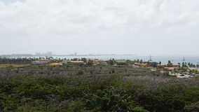 Oranjestad στο Aruba Στοκ φωτογραφία με δικαίωμα ελεύθερης χρήσης