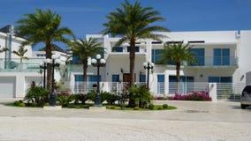 Oranjestad στο Aruba Στοκ εικόνα με δικαίωμα ελεύθερης χρήσης