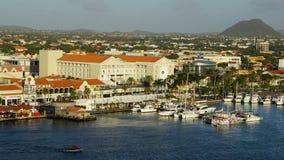 Oranjestad στο Aruba Στοκ Εικόνα