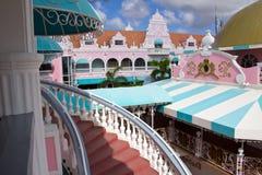 Oranjestad Aruba Fotografering för Bildbyråer