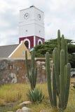 Oranjestad Aruba, abcöar Arkivfoton