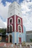 Oranjestad, Aruba, islas de ABC foto de archivo libre de regalías