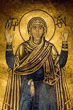 Oranta (Maagdelijke Mary) royalty-vrije stock fotografie