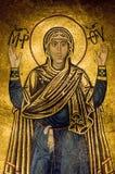 Oranta (Virgen Maria) Fotografía de archivo libre de regalías