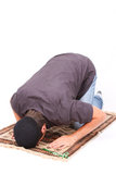 Oração Foto de Stock