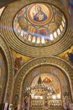 Orastie Kathedrale stockfotos