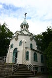 Oratoire Saint Joseph du Mont-Kunglig person Royaltyfria Bilder