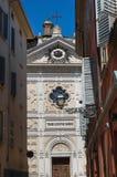 Oratoria di Rossi. Parma. L'Emilia Romagna. L'Italia. Fotografia Stock Libera da Diritti