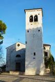 Oratorio against the sky, Conegliano Veneto Royalty Free Stock Image