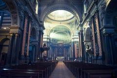 Oratorio de Brompton, Roman Catholic Church, Londres, Reino Unido foto de archivo libre de regalías