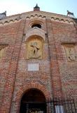 Oratorio di San Giorgio in Padua in the Veneto (Italy). Photo made at the Oratory of San Giorgio in Padua in Veneto (Italy). In the image, taken from the stock photos