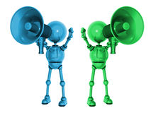 Orators Stock Images