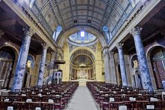 The Oratory of Saint Philip Neri church Stock Image