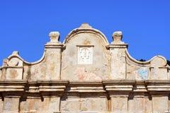 Oratory in Selaa in Tellaro Liguria Italy Royalty Free Stock Image