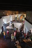 Orava城堡,斯洛伐克 免版税库存照片