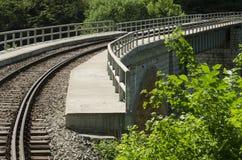 Oravita - Anina järnväg Royaltyfri Foto