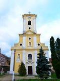 oravita town church Royalty Free Stock Photo