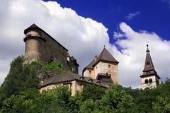 Oravski Podzamok. Royalty Free Stock Image