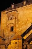 Oravsky hrad - Orava castle, Slovakia Stock Photos