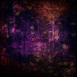 Orb Grunge Texture. A grunge texture with orbs and swirls Stock Images