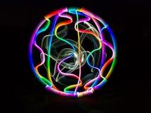 Orbe multicolor Foto de archivo libre de regalías