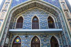 Orbeliani sulphur baths building in Tbilisi, Georgia royalty free stock photos
