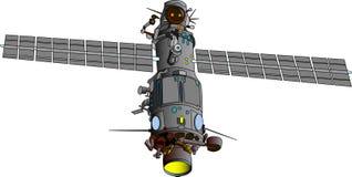 Orbital base Royalty Free Stock Image