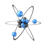 Orbital Model of Atom Royalty Free Stock Photography