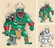 Orc Стоковые Изображения