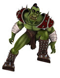 Orc Monster Stock Photography