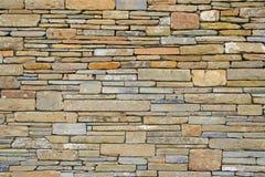orcadian vägg Arkivfoto