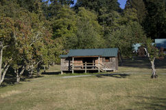 Orcas island ymca camp Royalty Free Stock Images