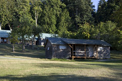Orcas island ymca camp Royalty Free Stock Image