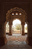 Orcha's Palace, India. Stock Photo