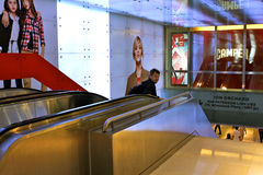 Orchard mall center entrance. Orchard road mall center entrance in Singapore in south east Asia Stock Image
