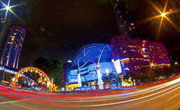 Orchard Road Singapore Stock Image