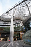 On Orchard Road in Singapore Stock Images