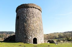 Orchardton Tower Stock Photography