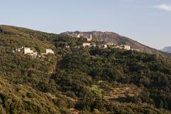 Orche, Corse Haute, capo Corse, Corsica, Corsica superiore, Francia, Europa, isola Fotografia Stock