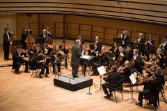 Orchestra filarmonica di Eterna di Anima Fotografia Stock Libera da Diritti
