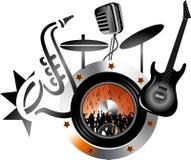 Orchestra logo Stock Photos