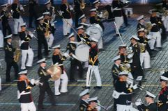 Orchestra of the Royal Navy Netherlands Stock Image