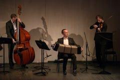 The orchestra Soledad Orquesta Royalty Free Stock Photos