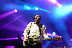 Orchestral Manoeuvres in the Dark (band), also known as OMD Royalty Free Stock Photos
