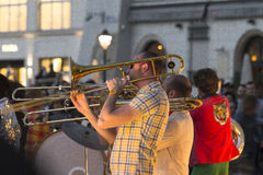 Orchestre Internationale du Vetex Royalty Free Stock Photos