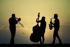 Orchestre symphonique illustration libre de droits