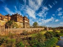 Orchha palace, Orchha, Royalty Free Stock Photos
