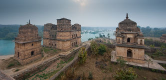 Orchha Palace Royalty Free Stock Image