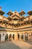 Orchha's Palace, India. Royalty Free Stock Images