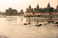 Orchha's Palace, India. Stock Images